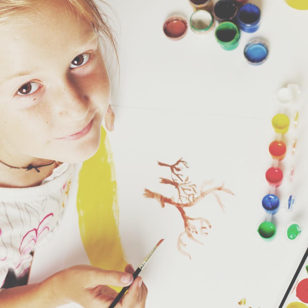 Изобразительное искусство для детей